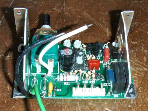 """NOS Delta Scroll Saw Control Board 40-640 Type 1 20/"""" Saw p//n 1344916"""