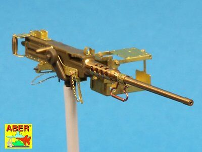 1/35 L80 ABER  BARREL to US cal.50 BROWNING M2 HB for Sherman - PROMOTE