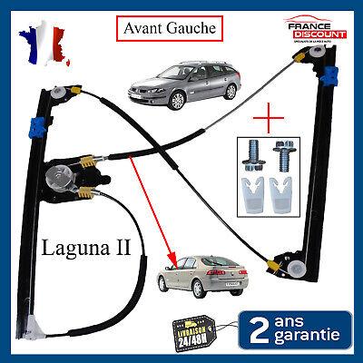 Mecanisme Leve Vitre Avant Gauche Renault Laguna 2 II /& Estate 8200000937