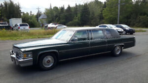 1979 CADILLAC LIMOSINE!!!!!!!!!!!!!!!PRICE REDUCED!!!!!!!!!!!!
