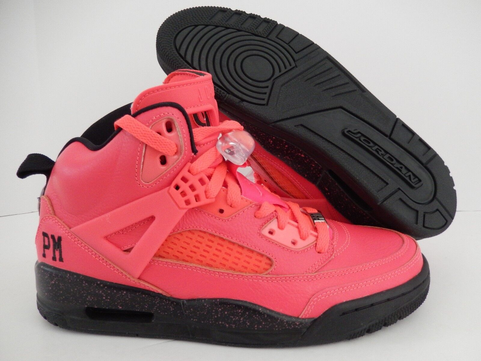 Nike Air Jordan Spizike Id Sz Infrared Pink 9 605236 999 Sepatu Casual Sb Stefan Janoski Light Retro Original 333824 405