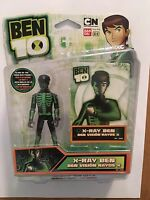 Ben 10 X-ray Ben Tennyson 10cm Figure - Ultimate Alien Force