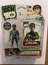 BEN 10 X-RAY BEN TENNYSON 10cm FIGURE -  ULTIMATE ALIEN FORCE