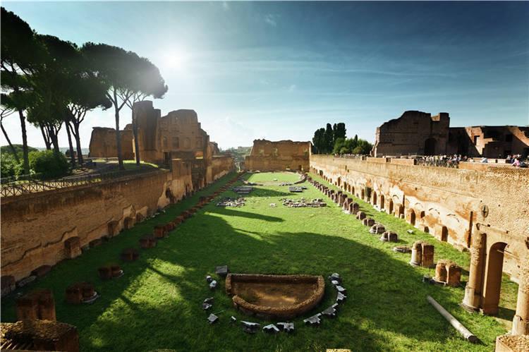 Stadium Domitian Rome  3D Full Wall Mural Photo Wallpaper Print Home Decal