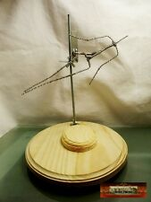 M00114 MOREZMORE Adjustable Clay Sculpting Doll Figure Armature Stand A60