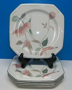 Mikasa-Continental-Japan-F-3003-SILK-FLOWERS-Salad-Plate-5-available