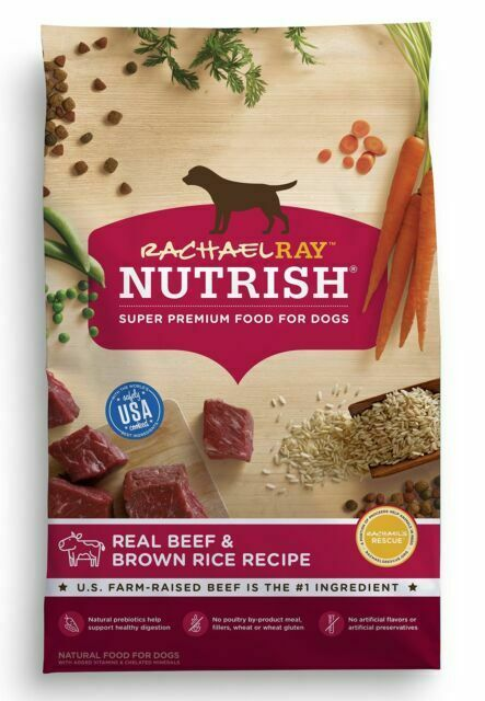 Rachel Ray Nutrish Beef & Brown Rice, 14-Pound