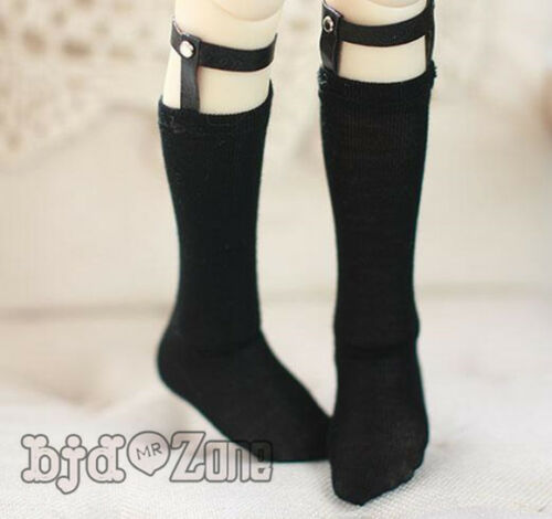 NEW Retro Black Gentleman Socks BJD 1//3 1//4 1//6 Uncle SD MSD YOSD Doll Socks