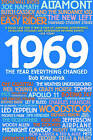 1969: The Year Everything Changed by Rob Kirkpatrick (Paperback / softback, 2011)