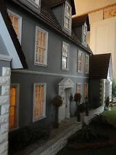 "Doll House 1:12  House By ""House of Broel"" Artist Bonnie Broel ""Lawbre Chateau"""