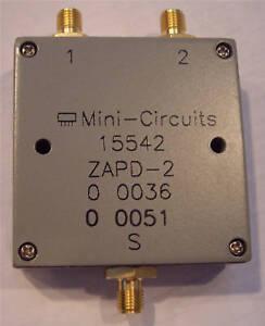 Mini-circuits-Divider-ZAPD-2-2-Way-SMA-1-2-GHz