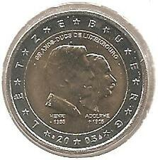 2 Euros - LUXEMBOURG - 2005 // Pièce NEUVE