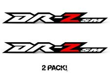 AMR Racing Suzuki DRZ-SM Swingarm Graphic Kit Number Plate Decal Sticker Part R