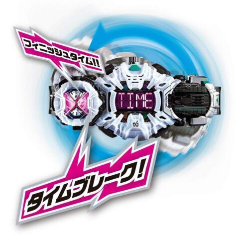 Bandai Kamen Rider ZI-O Transformation Belt DX Ziku Driver Jiku Driver