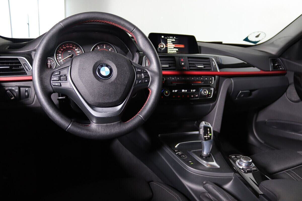BMW 320d 2,0 Touring Sport Line aut. - billede 8