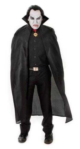 Bristol Novelty AC101 Polyester Dracula Cape Black 56-Inch//One Size