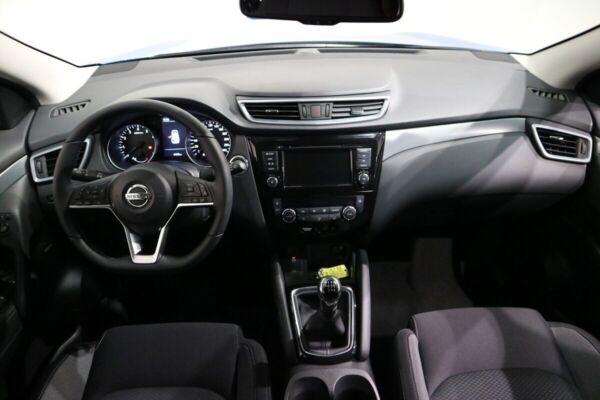 Nissan Qashqai 1,3 Dig-T 140 N-Connecta billede 4