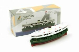 TINY-City-Hong-Kong-HK-41-Silver-Star-Ferry-1-375-Victoria-Harbor-Diecast-Model