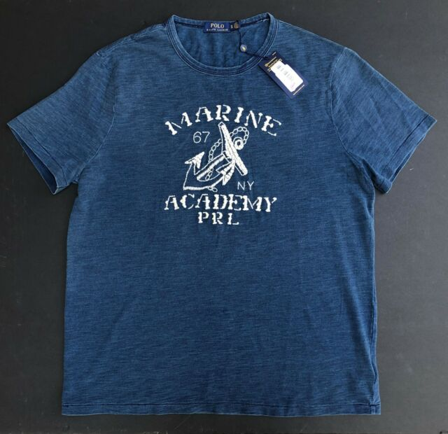 Polo Shirts XXL Ralph Lauren NY Marine Corps Shirts