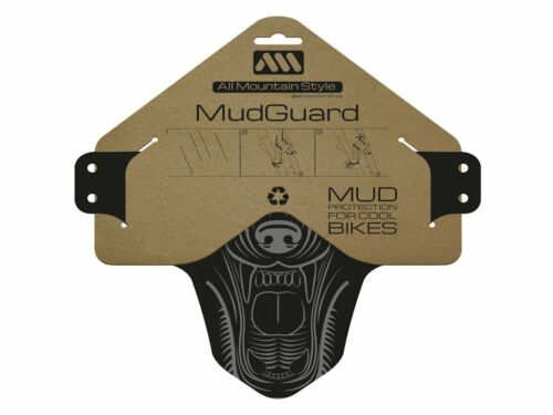 All Mountain Style AMS Mud Guard Wolf