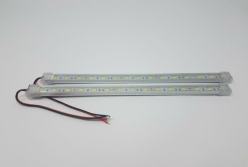 10 inch Cool White Waterproof Marine LED Light Strips 2 PACK