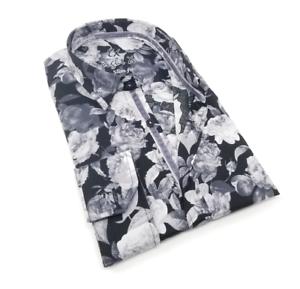 Black Rose Men/'s Dress Shirt