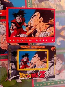 94-DRAGON-BALL-Z-PANINI-SERIE-4-RED-ROJA-SERIES-COLLECTION-CARD