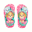 NEW NWT Toddler Girl Paw Patrol Glitter Thong Flip Flop Sandals SZ5//6,9//10 $12