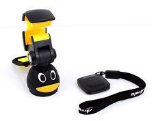 H1: Bottle Cap Tripod w/ Bluetooth Camera Remote for iPhone 5 5S 5C 6 7 Plus