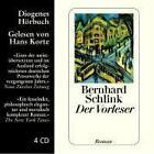 Der Vorleser. 4 CDs von Bernhard Schlink (2006)