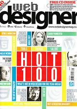 WEB DESIGNER Magazine #205 HOT 100 for 2013: tools trends & talents; LARAVEL New