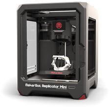 MakerBot 200 Micron Layer Replicator Mini Desktop Plug & Play 3D Printer MP05925
