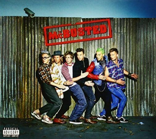McBusted [Deluxe Edition] [Digipak] By McBusted (CD, Dec