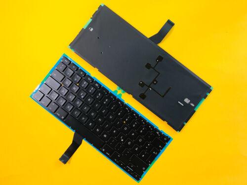 Genuine OEM German A1369 Keyboard+Backlight+Screws For MacBook Air 13/'/' 2011