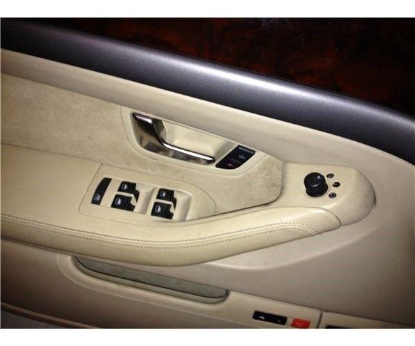 Sæder, Audi A8 S8