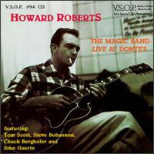 Howard Roberts Magic Hands Live Jazz 1 Disc CD - $19.78
