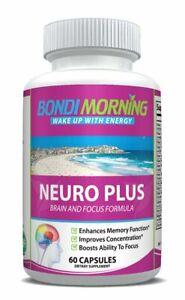 Bondi-Morning-Neuro-Plus-Brain-Booster-Nooptropic-anti-aging-Memory-Supplement