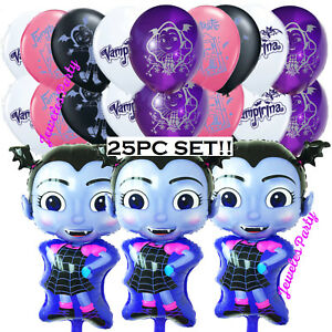 Image Is Loading Vampirina Birthday Party Supplies BALLOON BALLOONS FAVOR SUPPLIES