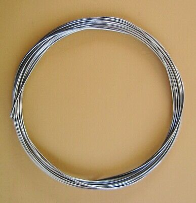 "9ft 10/"" -Jewellery-Crafts-Metalworking Piano Wire//Spring Steel /'Roslau/'-3 metres"