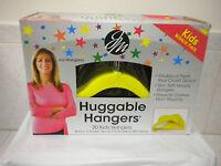 Joy Mangano Kids Huggable Hangers (set Of 20)