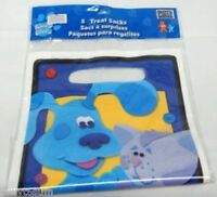 Blue's Clues 8 Pack Loot Bags
