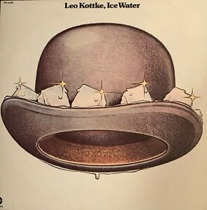 LEO-KOTTKE-Pre-Owned-LP-ICE-WATER-RARELY-PLAYED