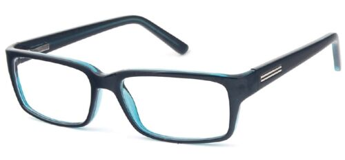 Homme Lunettes Cadres-Avec Anti-rayure Coated verres clairs-Pour Fashion wear