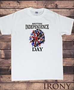 dec4858a Image is loading Mens-T-Shirt-England-Brexit-British-Independance-Day-