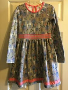 Matilda Jane Make Believe Enchanted Afternoon Lap Dress NWT Roses sz 2 8