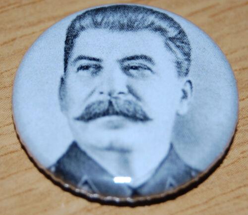 COMMUNIST RUSSIA CCCP Button Badge 25mm 1 inch LENIN STALIN PUNK