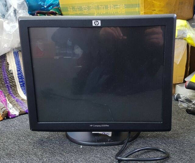 HP Compaq L5009tm LCD Monitor Treiber Windows 7