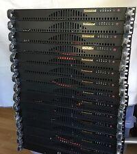 Server Supermicro Intel Atom D525 Mini 1U Rackmount CSE 512 chassis