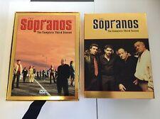 Sopranos: Complete Third Season 2001 REGION 1 026359923425