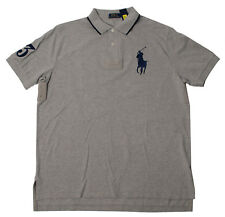 item 4 Polo Ralph Lauren Men\u0027s Mesh Shirts Green Orange Yellow Blue Gray Big  Pony # 3 -Polo Ralph Lauren Men\u0027s Mesh Shirts Green Orange Yellow Blue Gray  Big ...
